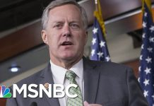Freedom Caucus Member Mark Meadows: No Plan To Remove House Speaker Paul Ryan | Morning Joe | MSNBC