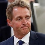 Jeff Flake won't rule out 2020 run against Trump