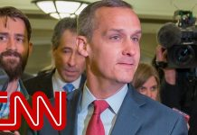 Corey Lewandowski: I was mocking Democrat, not girl