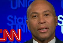 Deval Patrick: I support impeaching Trump if ...