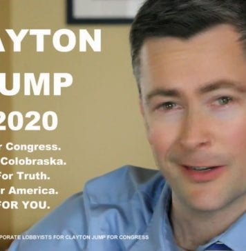 Clayton Jump for Congress 2020 - Amazing Campaign Ad (An HONEST Politician!!!)