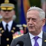 General Mattis resigns