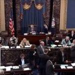 Senate passes resolution to end US involvement in Yemen war