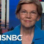 Senator Elizabeth Warren First 2020 Candidate To Call For Impeachment | Rachel Maddow | MSNBC