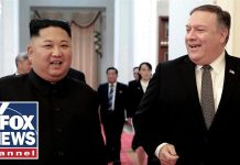 North Korea says it tested new missile, wants Pompeo out of talks