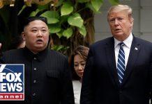 President Trump, North Korean leader Kim Jong Un open to third summit