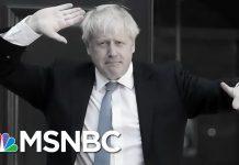 Boris Johnson, The Britain Trump   All In   MSNBC