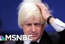 Britain's Trump? Meet New U.K. Prime Minister Boris Johnson   The Beat With Ari Melber   MSNBC