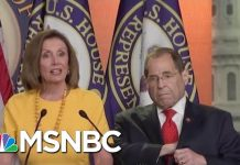 Full Pelosi, Nadler, Schiff And Cummings Press Conference Post-Mueller Testimony | MTP Daily | MSNBC