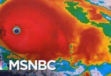 Hurricane Dorian Makes Landfall In Bahamas As 'Catastrophic' Category 5   MSNBC