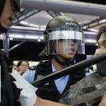 Hong Kong leader announces extradition bill withdrawal