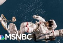 President Donald Trump Gets Us One Step Closer To Space Force | All In | MSNBC
