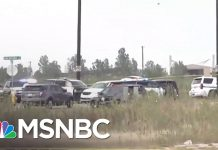 'He's Coming Closer': Witness Recalls Shooter Opening Fire On Family's Car | MSNBC