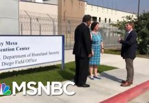 Rep. Katie Porter On What She Saw At The Border | The Last Word | MSNBC