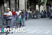 Florida Residents Prepare For Worst As Hurricane Dorian Approaches | Velshi & Ruhle | MSNBC