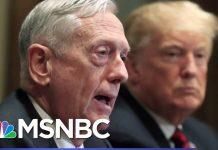Atlantic: Mattis Found Trump To Be Of Limited Cognitive Ability, Dubious Behavior | Hardball | MSNBC